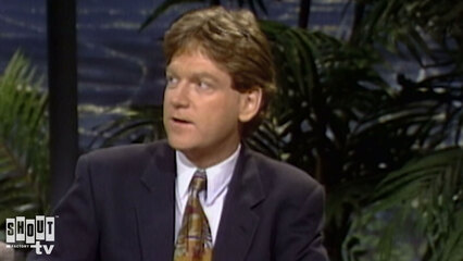 The Johnny Carson Show: Hollywood Icons Of The '90s - Kenneth Branagh (8/23/91)