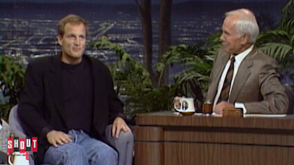 The Johnny Carson Show: Hollywood Icons Of The '90s - Woody Harrelson (3/20/92)