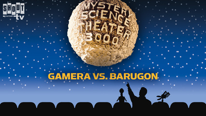 MST3K: Gamera Vs. Barugon