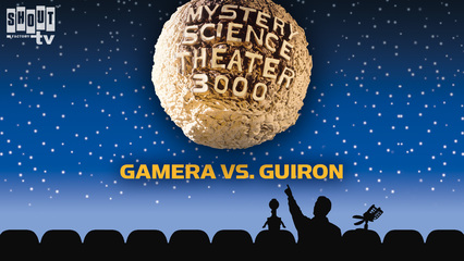 MST3K: Gamera Vs. Guiron