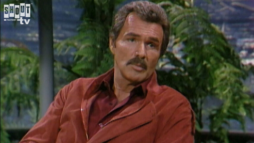 The Johnny Carson Show: Hollywood Icons Of The '70s - Burt Reynolds (11/5/86)