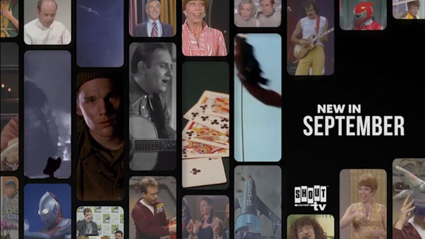 See What's Streaming in September on Shout! Factory TV