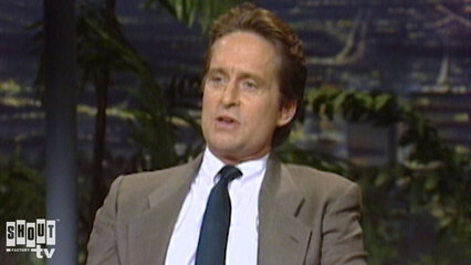 The Johnny Carson Show: Hollywood Icons Of The '80s - Michael Douglas (2/21/92)