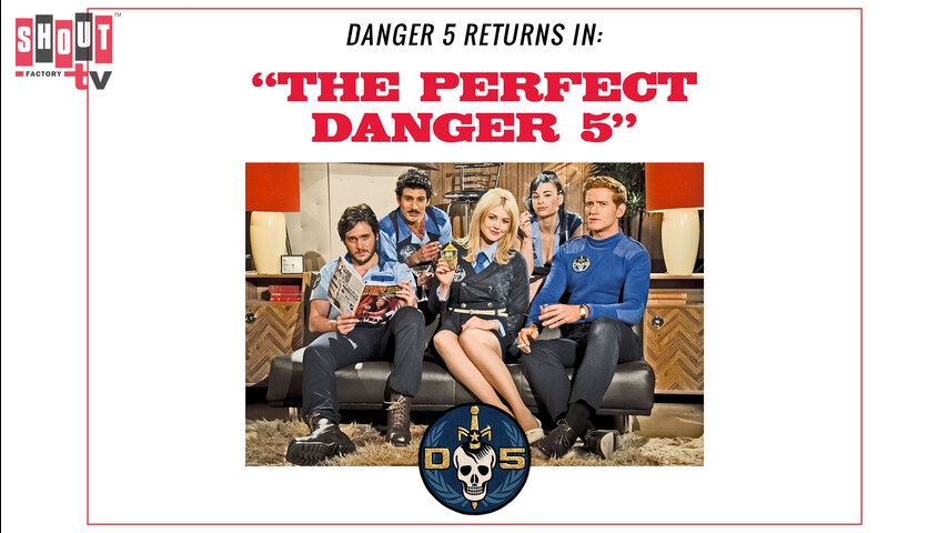 Danger 5 Marathon With Commentary By Series Creators Dario Russo And David Ashby
