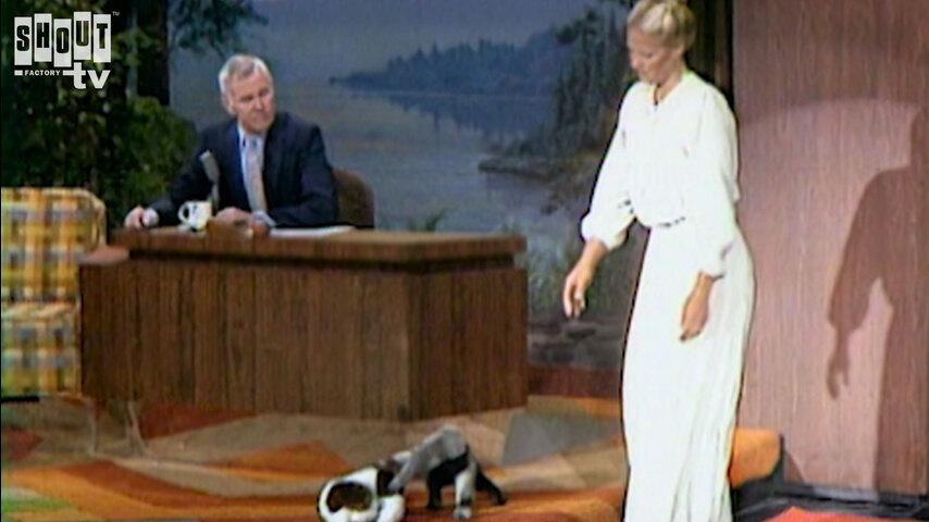 The Johnny Carson Show: Animal Antics With Joan Embery (5/28/80)