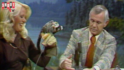 The Johnny Carson Show: Animal Antics With Joan Embery (2/23/77)