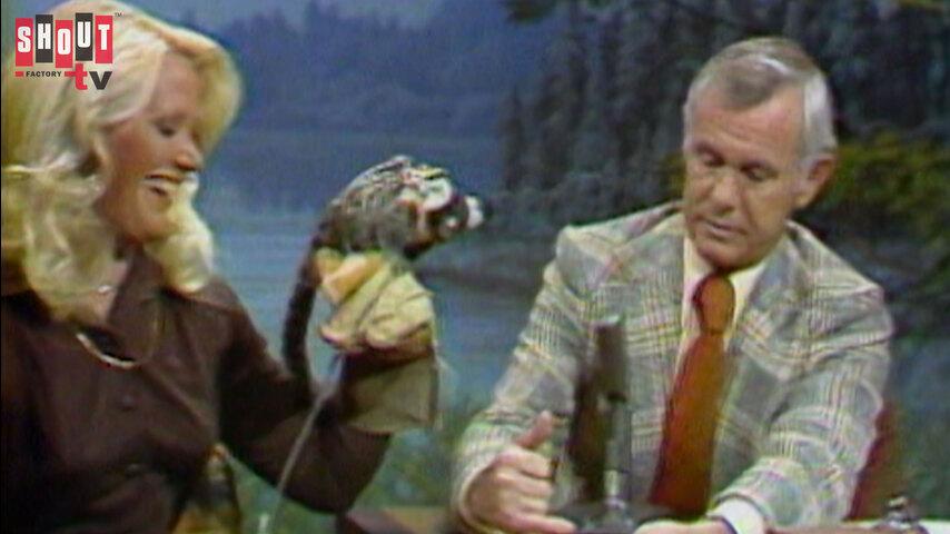The Johnny Carson Show: Animal Antics With Joan Embery (2/23/77)