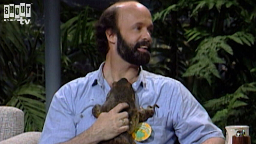 The Johnny Carson Show: Animal Antics With Andy Koffman (5/9/90)