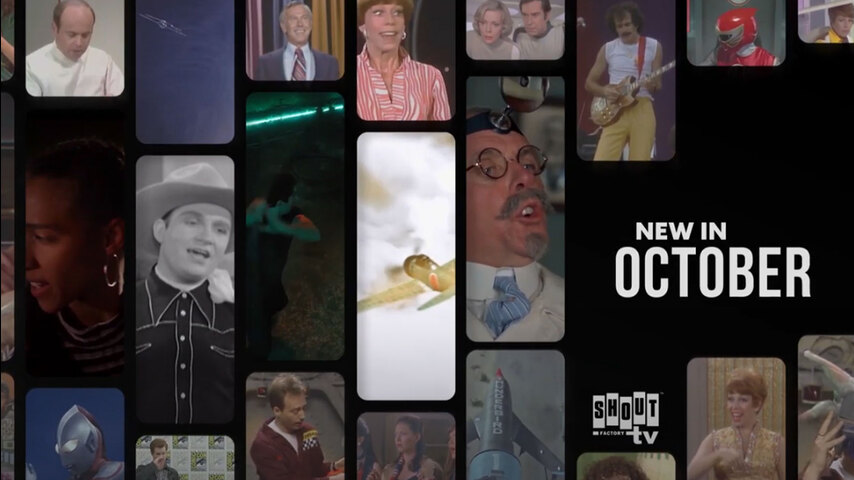 See What's Streaming in October on Shout! Factory TV
