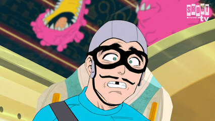 The Aquabats! Super Show!: S1 E11 - Floating Eye Of Death!