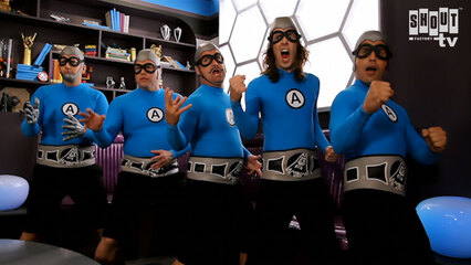 The Aquabats! Super Show!: S1 E14 - Showtime!
