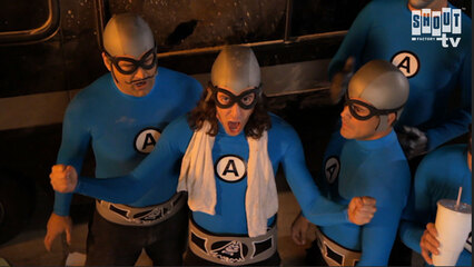 The Aquabats! Super Show!: S1 E4 - EagleClaw!
