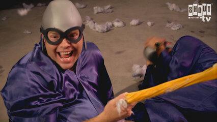 The Aquabats! Super Show!: S1 E5 - Laundry Day!