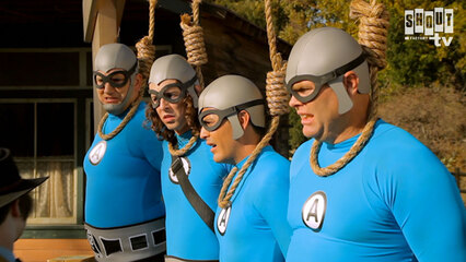 The Aquabats! Super Show!: S1 E8 - Cowboy Android!
