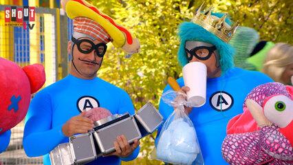 The Aquabats! Super Show!: S2 E5 - The Anti-Bats!