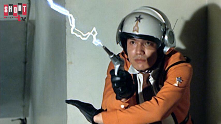 Ultraman: S1 E2 - Shoot The Invader