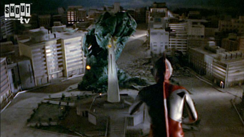 Ultraman: S1 E5 - The Secret Of The Miroganda