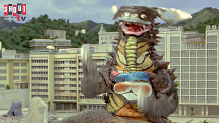 Ultraman: S1 E11 - The Rascal From Outer Space