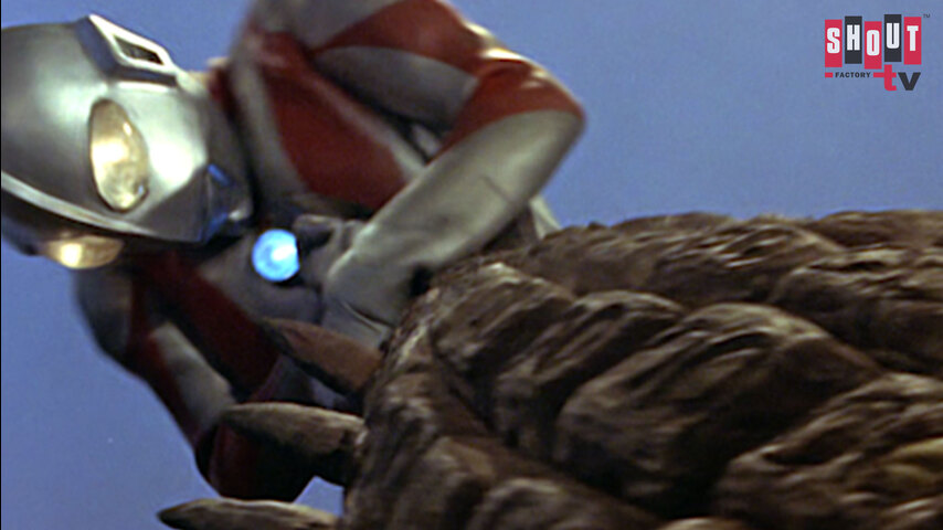 Ultraman: S1 E34 - A Gift From The Sky
