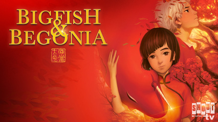 Big Fish & Begonia [Dubbed]