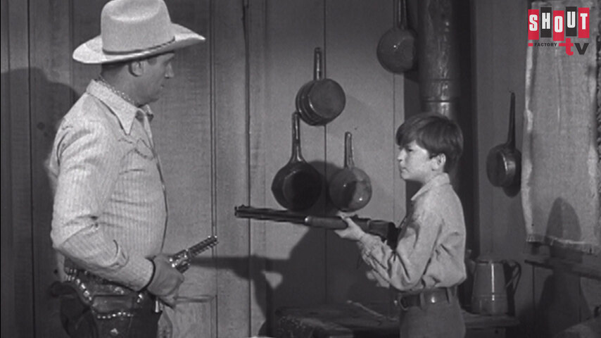 The Gene Autry Show: S1 E5 - The Star Toter