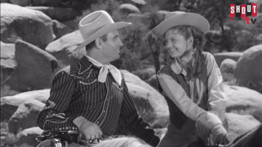 The Gene Autry Show: S1 E7 - Blackwater Valley Feud