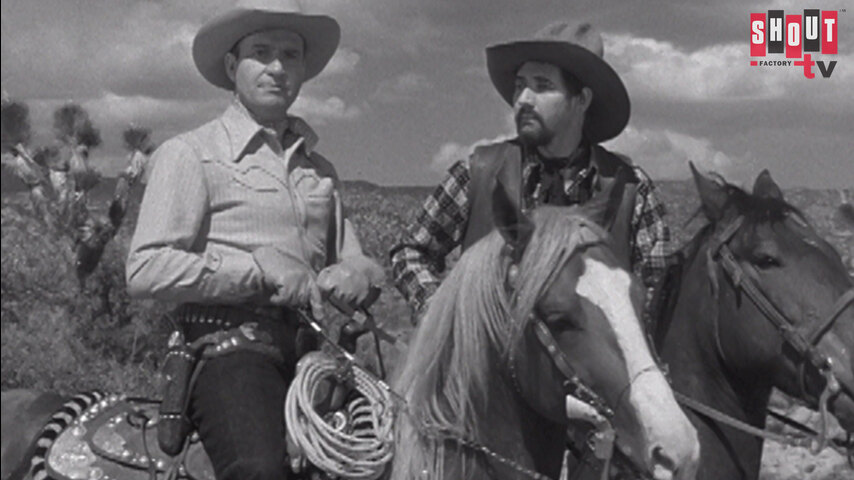 The Gene Autry Show: S1 E6 - The Double Switch