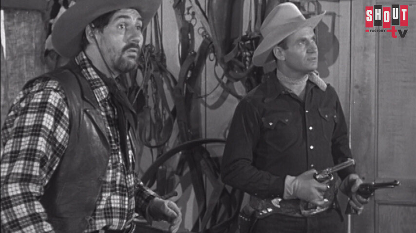 The Gene Autry Show: S2 E1 - Ghost Town Raiders