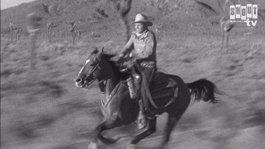 The Gene Autry Show: S1 E11 - Six-Shooter Sweepstakes