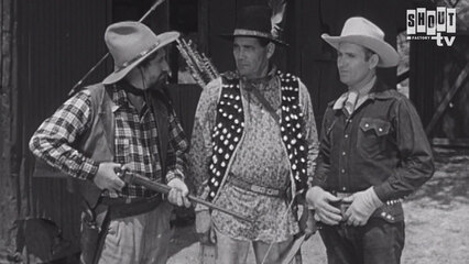 The Gene Autry Show: S1 E12 - The Poisoned Waterhole