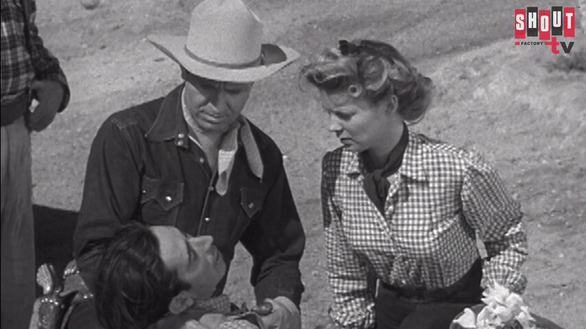 The Gene Autry Show: S1 E18 - The Fight At Peaceful Mesa