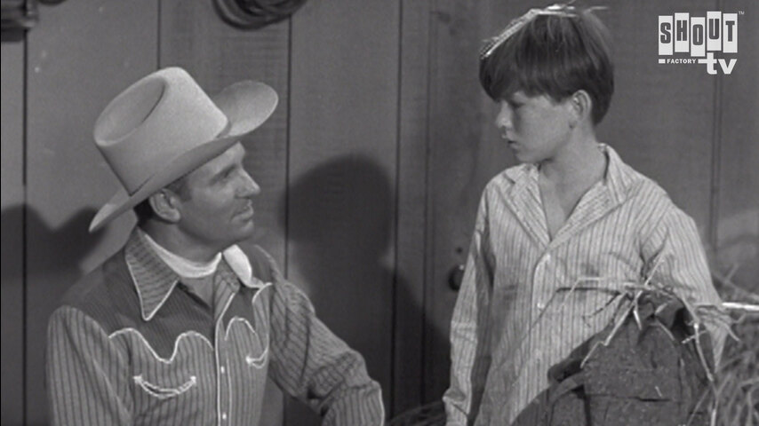 The Gene Autry Show: S1 E17 - Twisted Trails