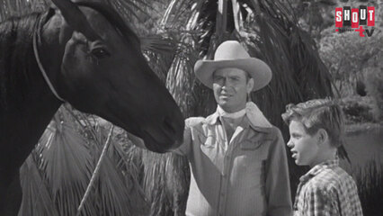 The Gene Autry Show: S1 E21 - The Killer Horse