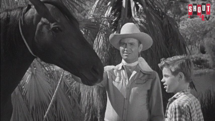 The Gene Autry Show: S1 E21 - The Killer Horse
