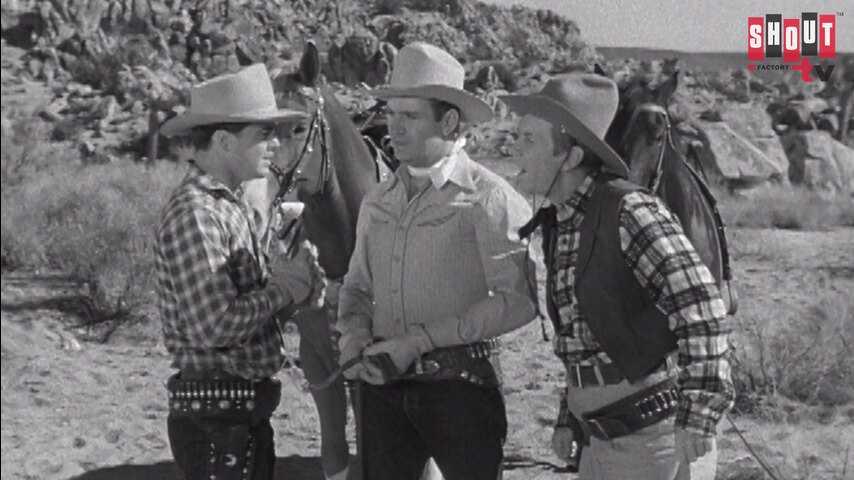 The Gene Autry Show: S1 E23 - The Sheriff Of Santa Rosa