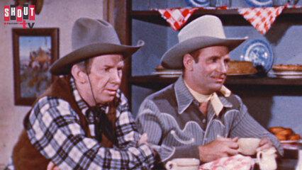 The Gene Autry Show: S1 E25 - The Raiders