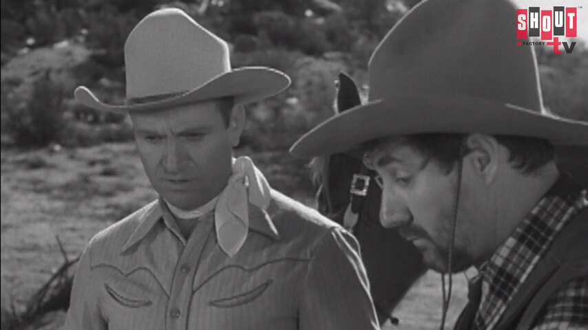 The Gene Autry Show: S2 E3 - Silver Dollars