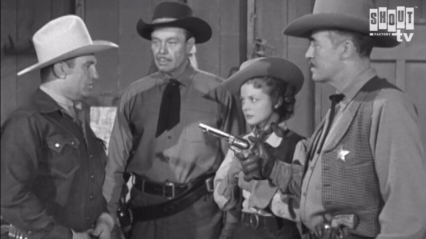 The Gene Autry Show: S2 E5 - Frame For Trouble