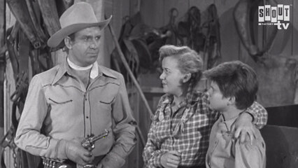 The Gene Autry Show: S2 E6 - Warning! Danger!