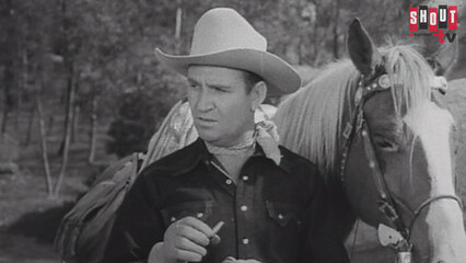 The Gene Autry Show: S2 E8 - The Bandits Of Boulder Bluff