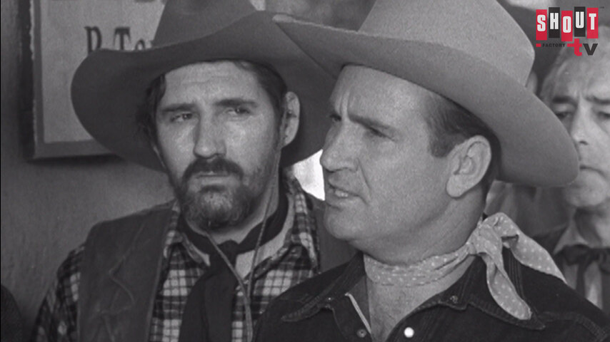 The Gene Autry Show: S3 E10 - Cold Decked