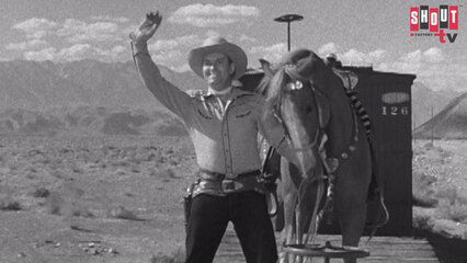 The Gene Autry Show: S3 E11 - The Steel Ribbon