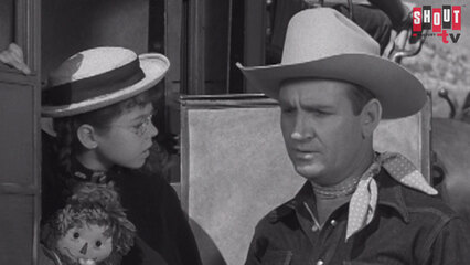 The Gene Autry Show: S2 E10 - The Kid Comes West