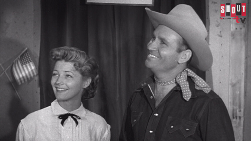 The Gene Autry Show: S2 E12 - Galloping Hoofs