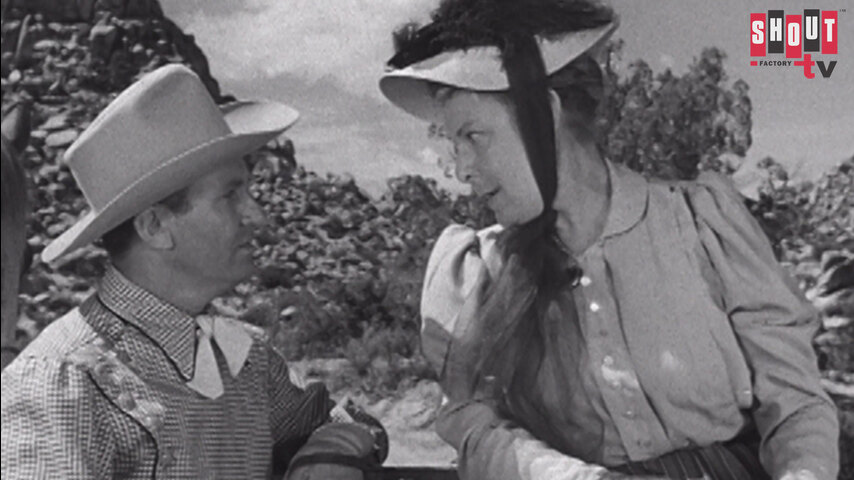 The Gene Autry Show: S2 E20 - Hot Lead And Old Lace