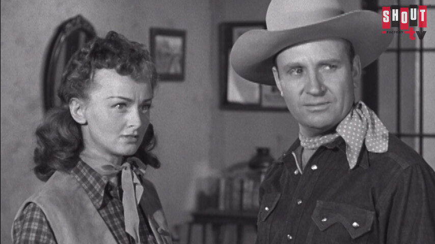 The Gene Autry Show: S2 E25 - The Sheriff Is A Lady