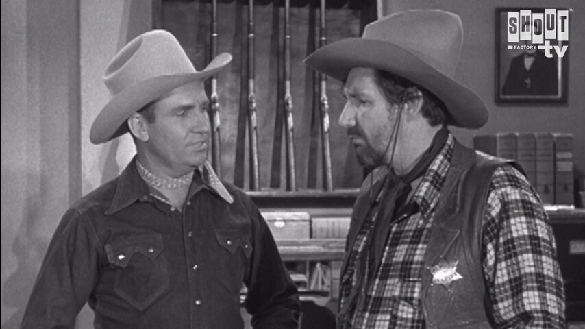 The Gene Autry Show: S3 E2 - Outlaw Stage