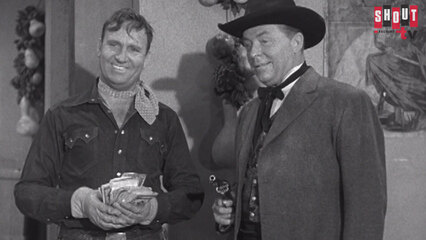 The Gene Autry Show: S3 E8 - The Bandidos