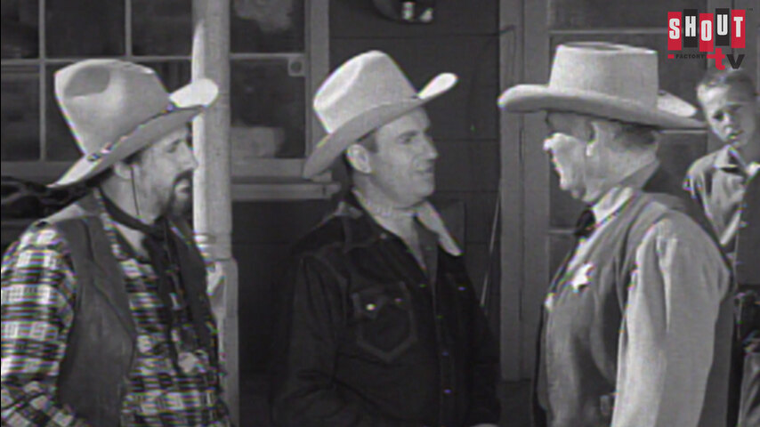 The Gene Autry Show: S3 E9 - Dry Gulch At Devil's Elbow