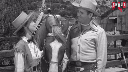 The Gene Autry Show: S4 E3 - Holdup